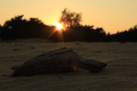zon ondergang