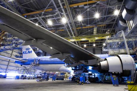 Boeing 777 - KLM