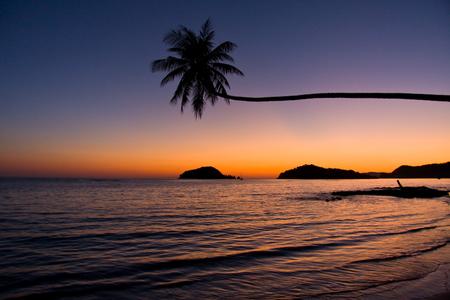 Koh Mak - Koh Mak Thailand Sunset - foto door Martinez_zoom op 21-01-2010 - deze foto bevat: sunset Koh Mak Thailand reizen