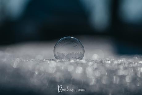 Bevroren bubbel