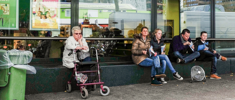 Rotterdam, Markt.jpg