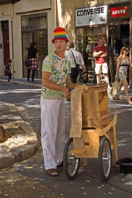 De orgelman