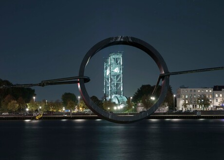 Hefbrug, Rotterdam