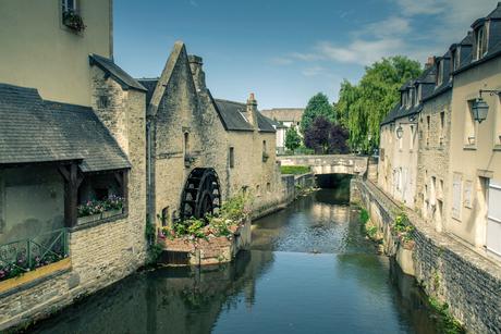 Watermolen in Bayeux
