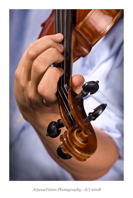 De violist