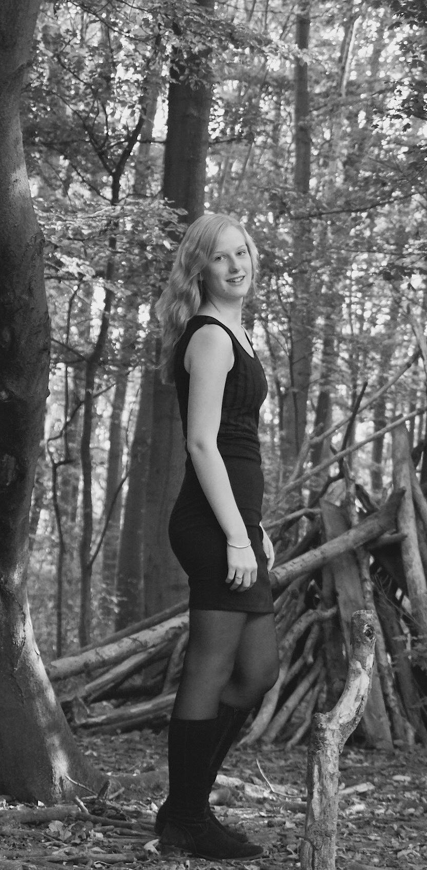 Portret - - - foto door Sonyjoenka op 11-10-2015