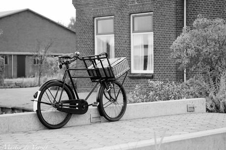 Oude Transport Fiets