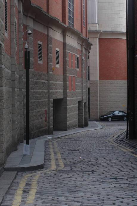 Schattig straatje
