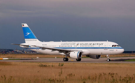 state of kuwait airbus a320