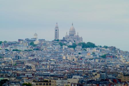 Chaos - Technisch nier denderend, maar ik wilde de chaos in beeld - foto door Erik-54 op 16-04-2021 - locatie: Parijs, Frankrijk - deze foto bevat: stad, dom, paris, chaos, lucht, dag, gebouw, wereld, wolkenkrabber, architectuur, toren, boom, stedelijk ontwerp, stadsgezicht