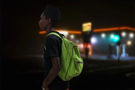 Walking The City at Night