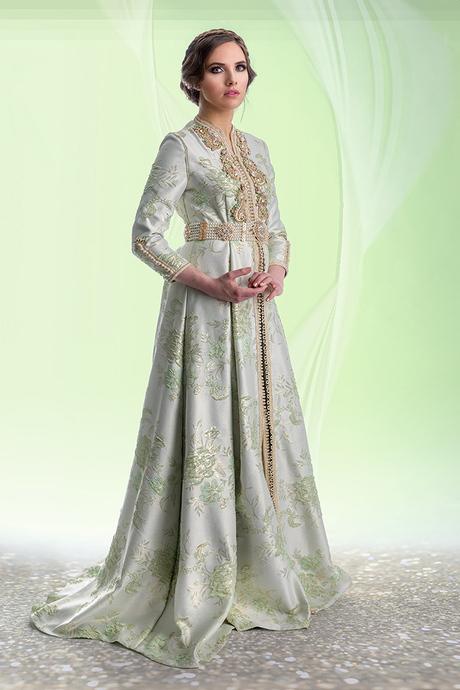 Anibor in een creatie van designer Habiba