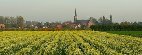 Panorama Kwadendamme