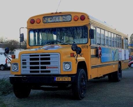 2B5P8678 Schoolbus BOP HAS voor Truckwereld groep