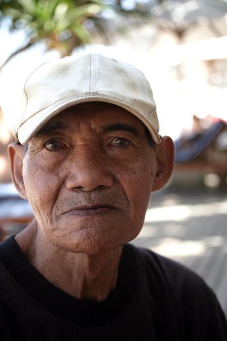 portret van een jutter