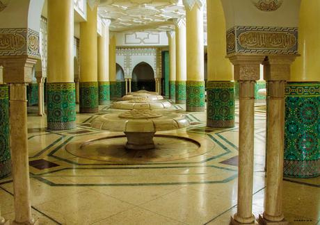 Moskee HASSAN II