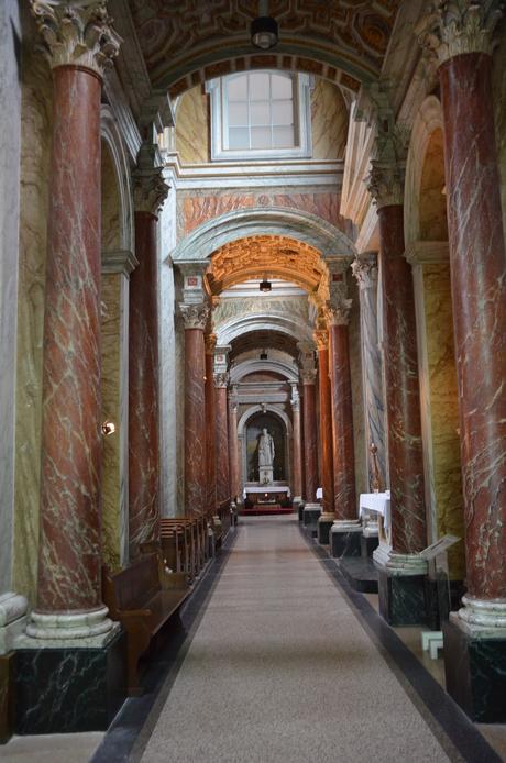 st agatha cathedraal oudenbosch