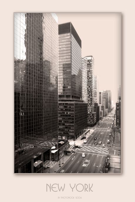 Road to nowhere - New York