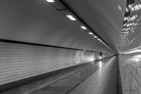 St.Anna tunnel Antwerpen