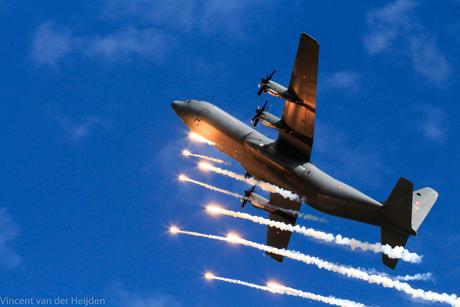 Hercules C130J Luchtmachtdagen