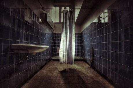 ghost bathroom