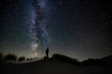 Melkweg op Terschelling