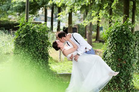 Romantisch momentje
