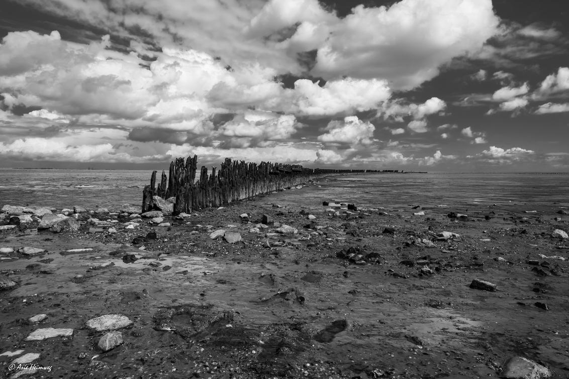 * Waddenzeekust II * - - - foto door AriEos op 23-12-2020