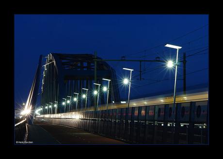 Fietsbrug II Nijmegen