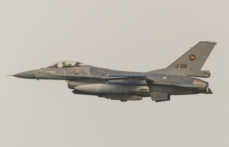 F-16A Block 20 MLU RNLAF J-011