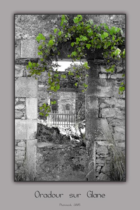 Oradour sur Glane VII - France