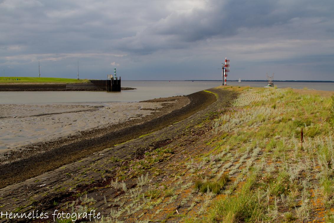 De veilige haven - Lauwersoog - foto door hennelies op 03-08-2016