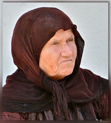 Griekse Vrouw