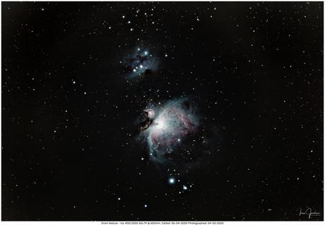 Orion nevel