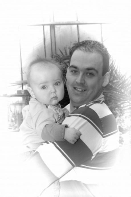 Papa en Zoon