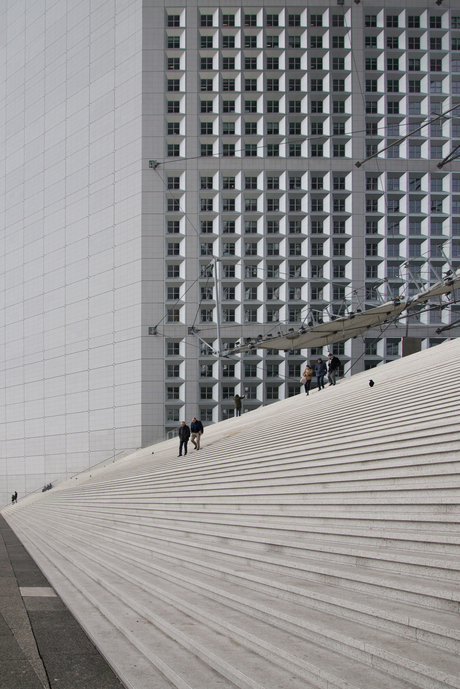 Parijs, La grande Arche