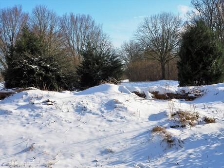 Winter in Grootebroek