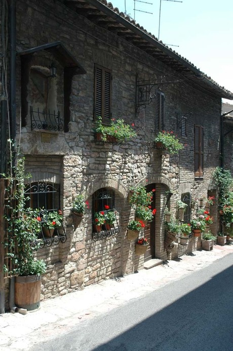 Huisje in Assisie