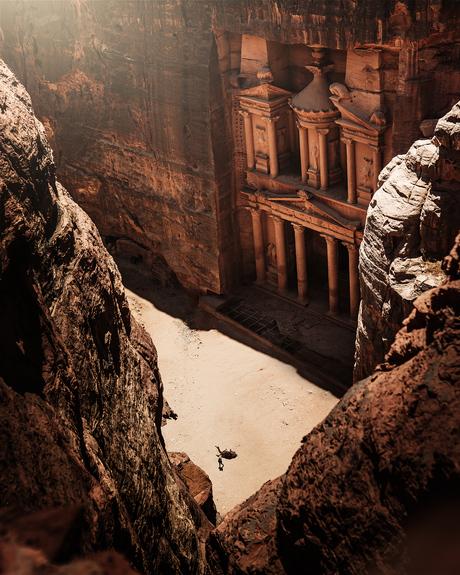 Al Khazneh - De schatkamer