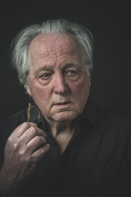 Portret van een schrijver