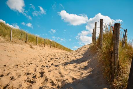 Meijendel strand