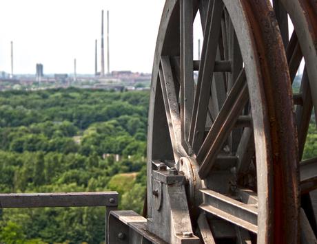 Uitzicht Landschaftspark