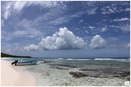 Het strand van Soana