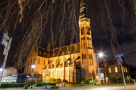 Agathakerk in Lisse