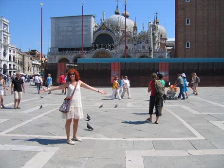 yvonne in Venetië