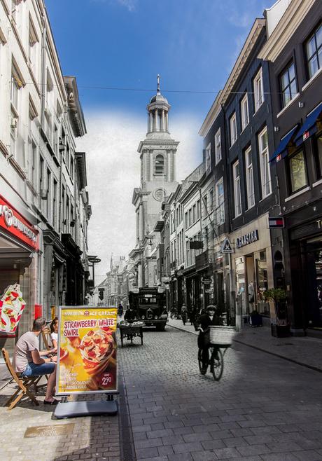 Ridderstraat-1930-2016