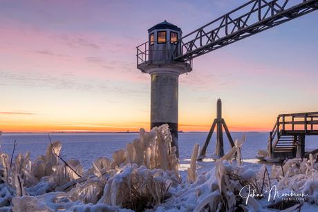 Freez'n sunrise