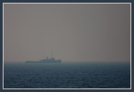 Misty Sea