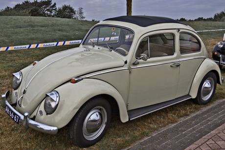 Volkswagen Typ 1 Beetle 1959 (3002)