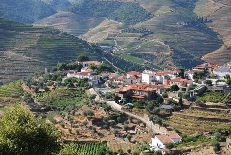 Dorpje in Portugal